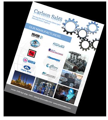 Carlson Sales Linecard 2020